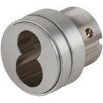Schlage 30-007  Full Size Interchangeable Mortise Housing Less Core with Compression Ring; Spring; and L Cam