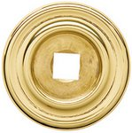 Baldwin 4900 1-1/4 Inch Diameter Cabinet Knob Back Plate