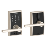 Schlage FE695 CEN/LAT Century Touch Screen Leverset with Latitude Lever