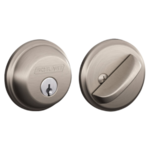 Schlage B60 Deadbolt - Single Cylinder - Grade 1 product