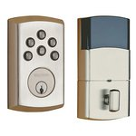Baldwin 8285AC1 Soho Keyless Entry Single Cylinder Electronic Deadbolt