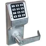 Alarm Lock DL2700 T2 Trilogy Electronic Digital Lockset with Standard Cylinder