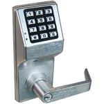 Alarm Lock DL2700WP T2 Weather Proof Trilogy Electronic Digital Lockset with Standard Cylinder