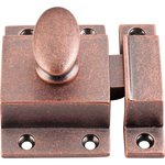 "Top Knobs M1782 Cabinet Latch 2"" - Antique Copper  from the Additions Collection"