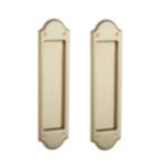 Baldwin PD016.FD Boulder Dummy Pocket Door Set
