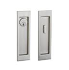 Baldwin Hardware Keyed Pocket Door Locks