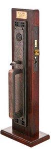 Emtek 3349 Craftsman Full Length Single Cylinder Mortise