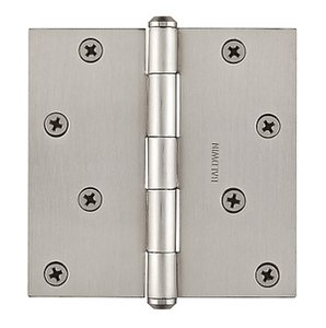 Baldwin 9br7028006 Reserve 4 Inch X 4 Inch Hinge With