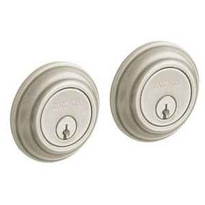 Baldwin 8232 Estate Traditional Double Cylinder Deadbolt