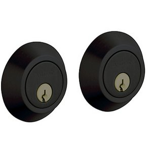 Baldwin 8242 Estate Contemporary Double Cylinder Deadbolt