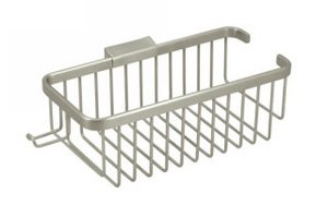 Deltana WBR1054HU 10-3/8 Inch Shower Basket