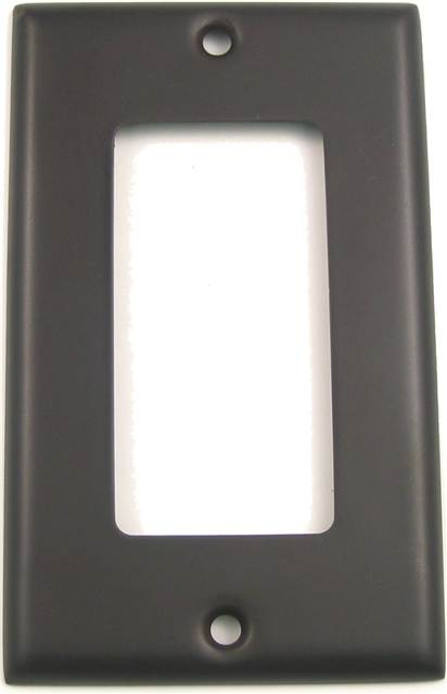 Rusticware 784 Single Rocker Switch Plate