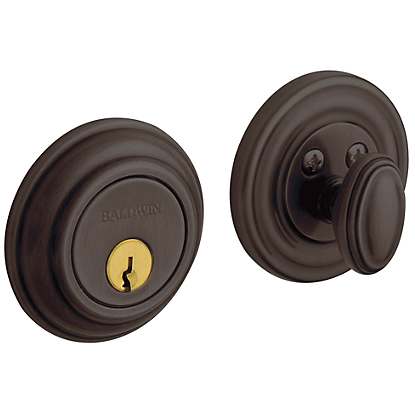 Baldwin 8231 Estate Traditional Single Cylinder Deadbolt